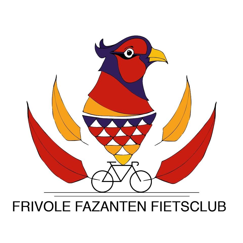 Logo Frivole Fazanten Fietsclub